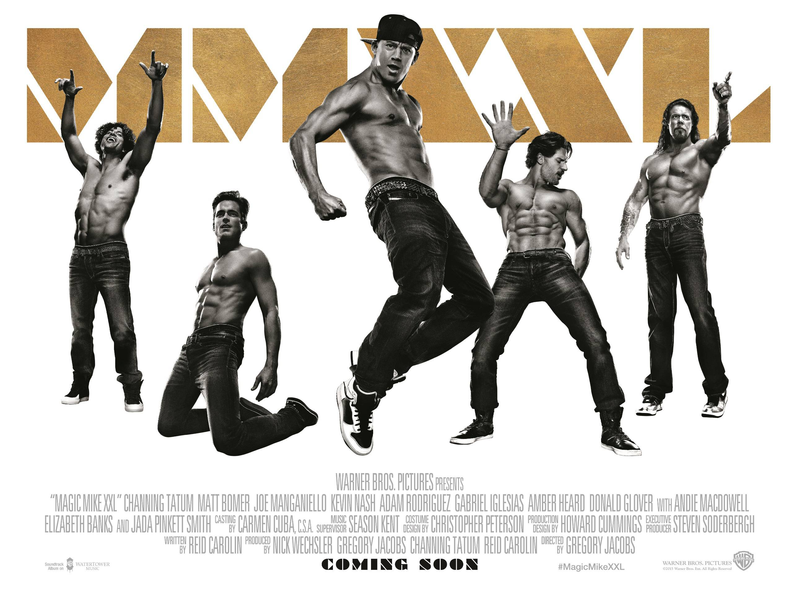 O Filme da Semana - Magic Mike XXL [2015]