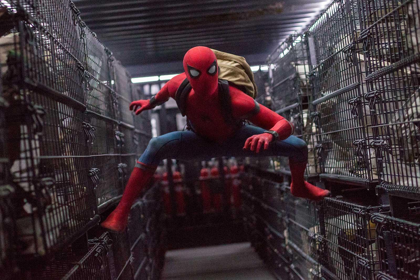"""Começou a pré-venda de """"Homem-Aranha: De Volta Ao Lar"""""""