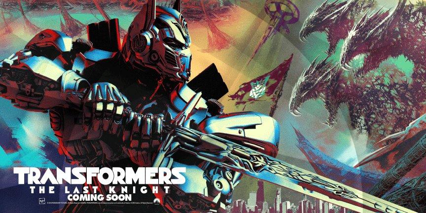 Apenas duas semanas antes do lançamento oficial, novo trailer do próximo filme da franquia Transformers é divulgado