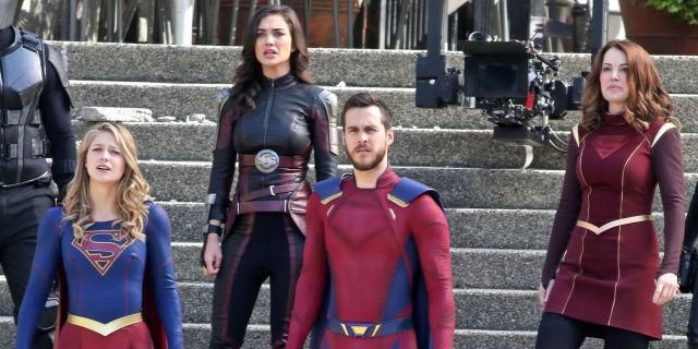 Resultado de imagem para supergirl 3 temporada