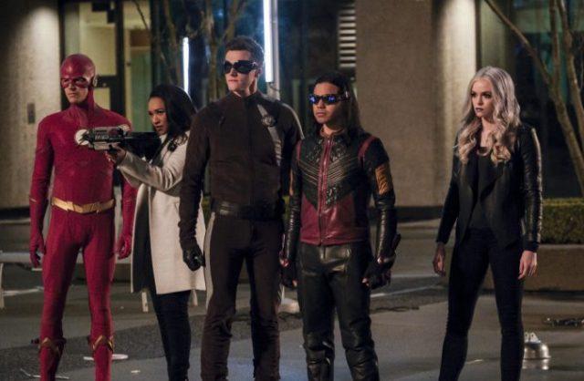 Produção da 6ª temporada de The Flash é oficialmente iniciada